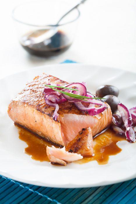 comida-para-llevar-salmon-glaseado