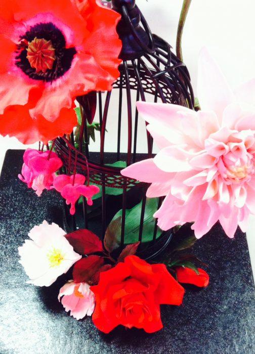 Expotarta 2014 Flores de azúcar