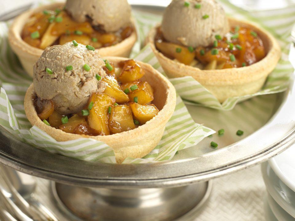 comida-para llevar-tartaletas-manzana