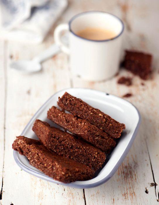 Brownies de coco con Azucarera Life