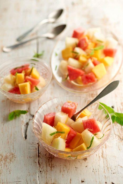 Macedona de frutas