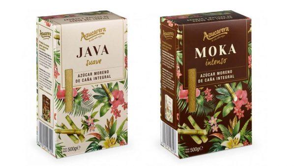 azucar moreno Java y Moka