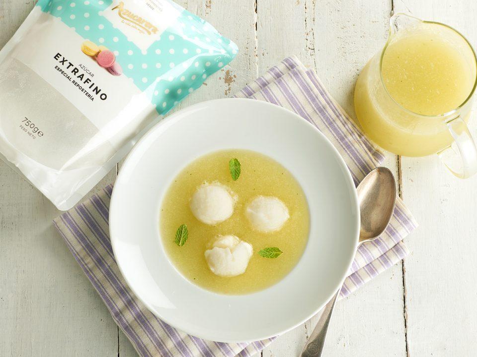 azucarera-sopa-melon-sorbete-limon-menta